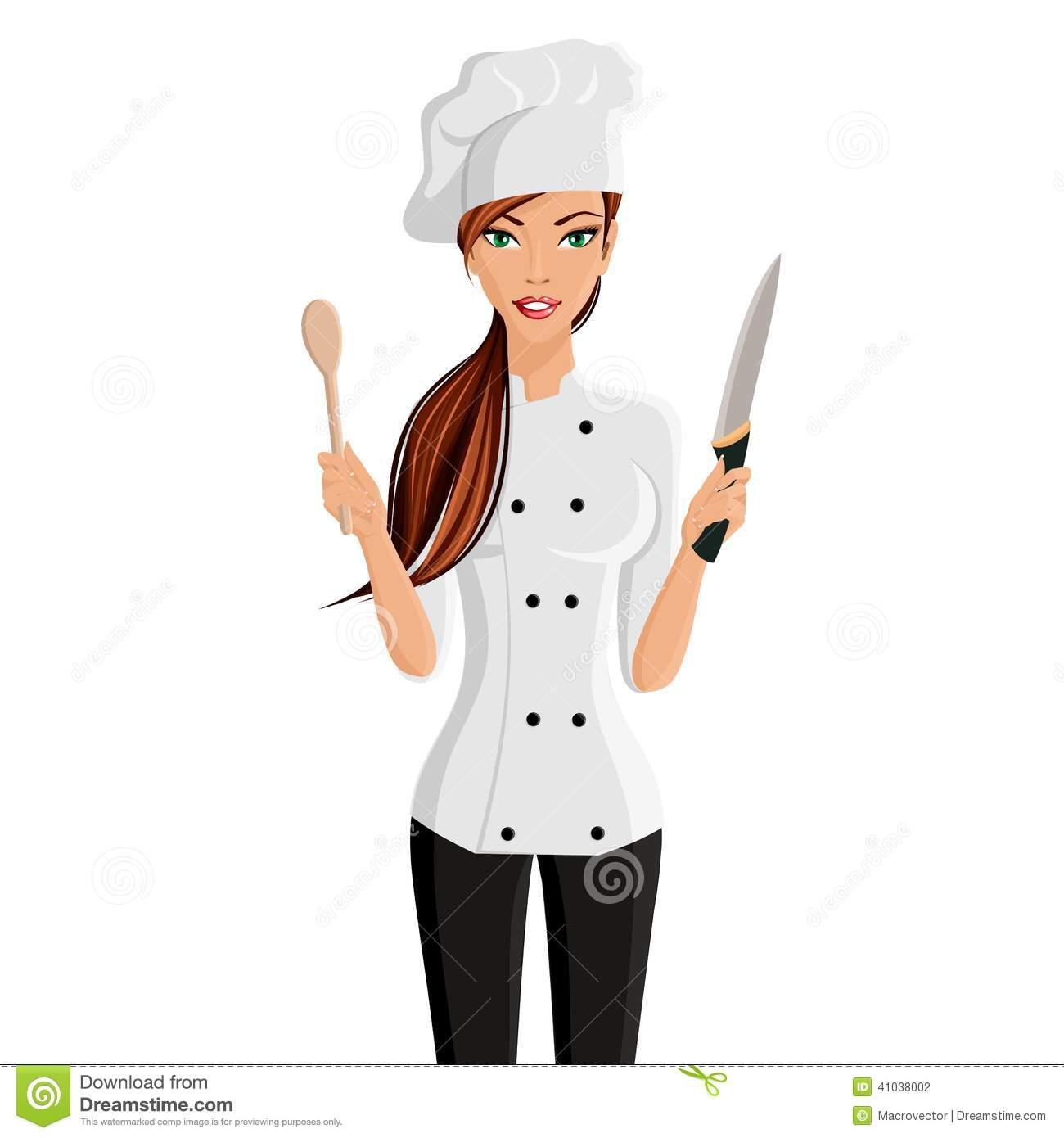 Chef cliparts.
