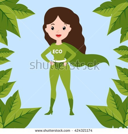 Super Hero Woman Stock Images, Royalty.