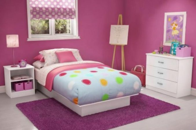 For teenage girl bedroom clipart.