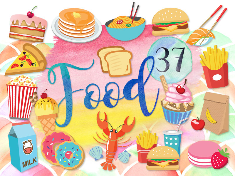 Party Food Clipart - ClipArt Best   Adults Clipart Party Snacks