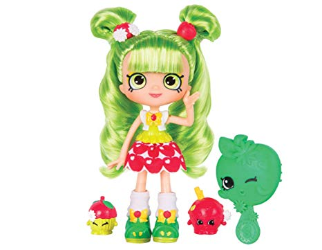 Amazon.com: Shopkins Shoppies Girl\'s Day Out Blossom Apple.