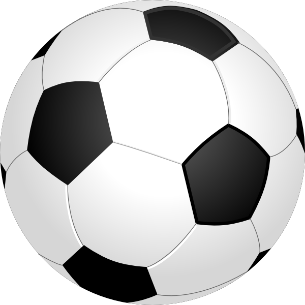 Football Clip Art at Clker.com.