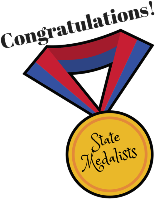 Kudos To Girls Track & Field State Medalists Kudos.