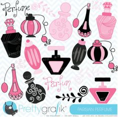 Girly Clipart.