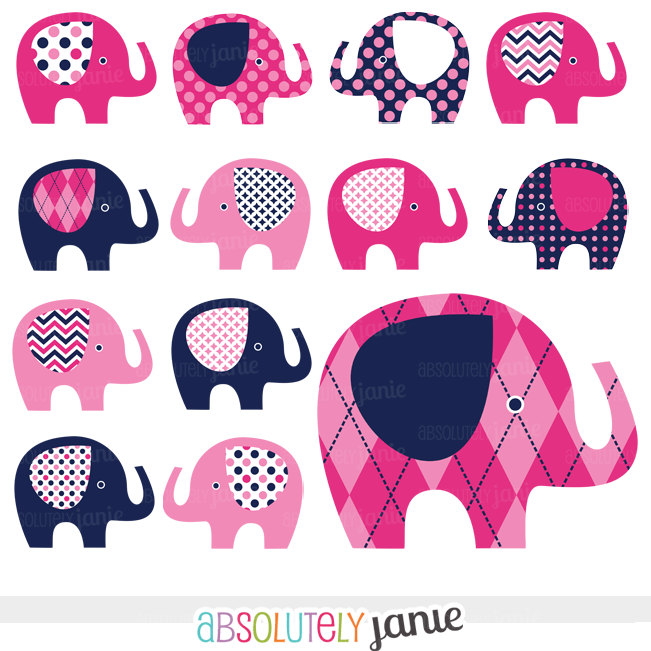 New Girly Clipart.