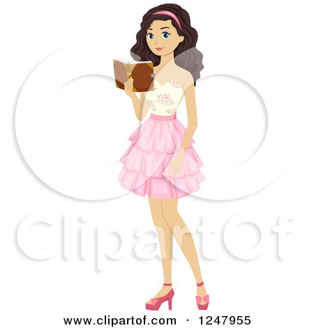 Girly Girl Clipart (34+).