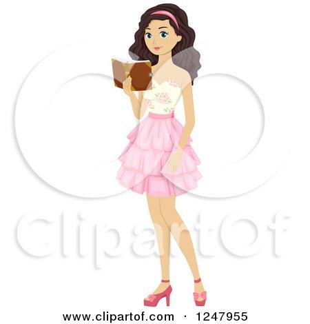 Girly Girl Clipart (34+).