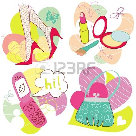 7,415 Girly Stock Vector Illustration And Royalty Free Girly Clipart.