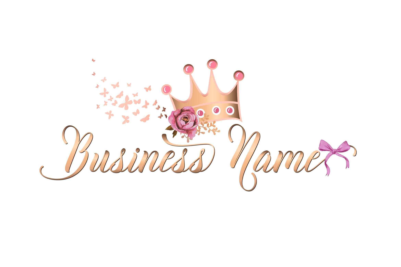 Custom Logo Design.