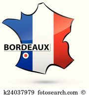 Gironde Clip Art Illustrations. 9 gironde clipart EPS vector.