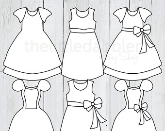Baby Onesie and Dress Templates Baby Shower One.