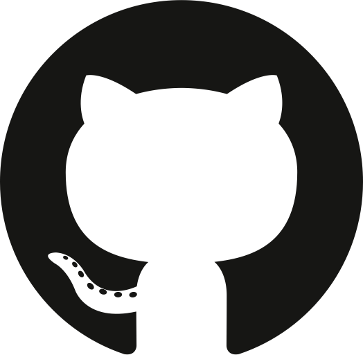 Github Logo transparent PNG.