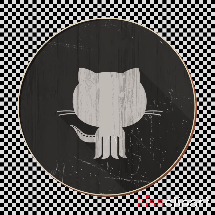 brand icon github icon logo icon clipart.