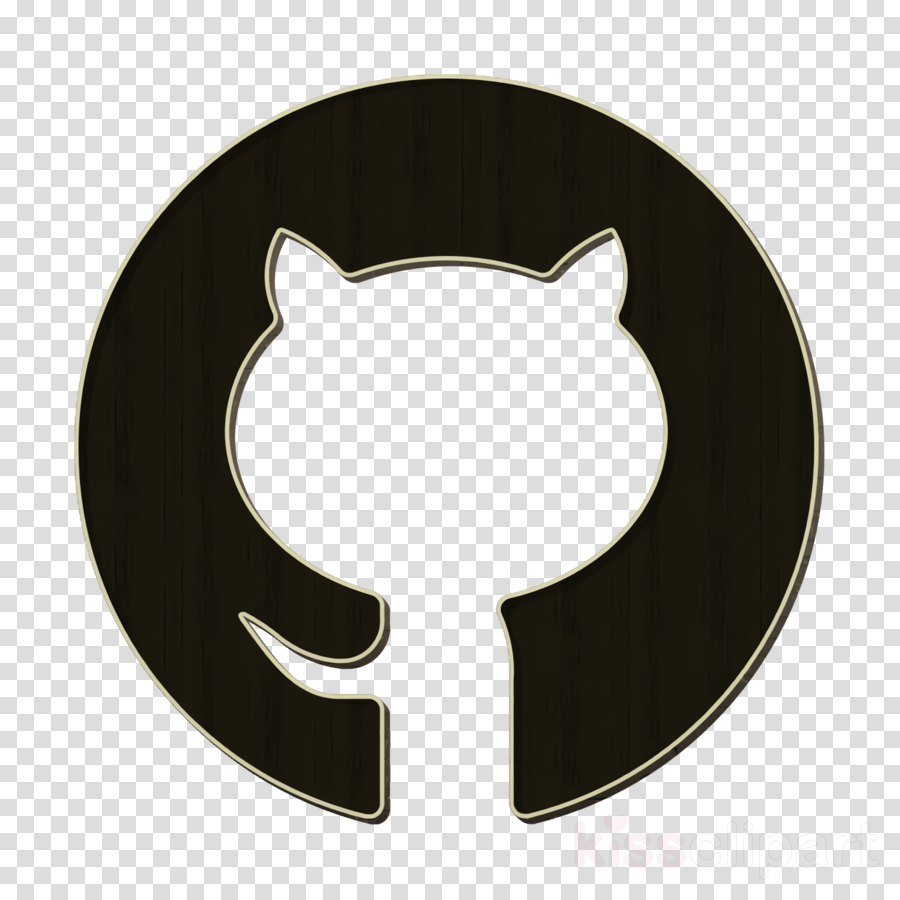 github icon logo icon media icon clipart.