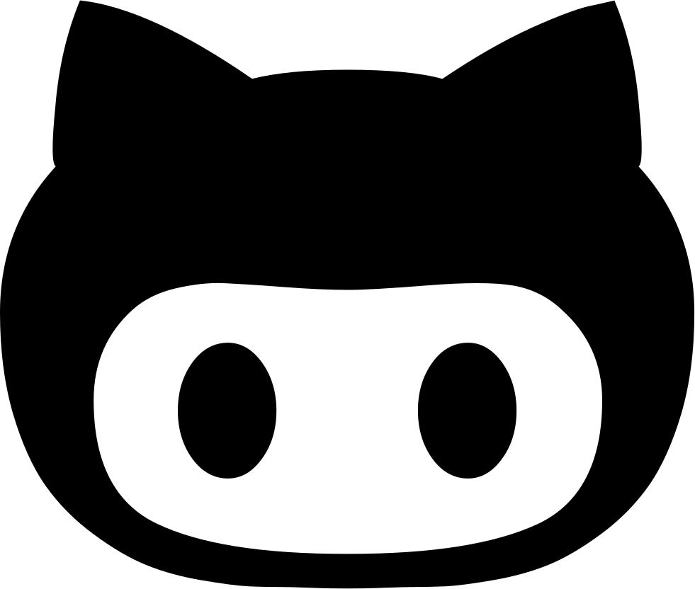 Github Logo Svg Png Icon Free Download (#23305.