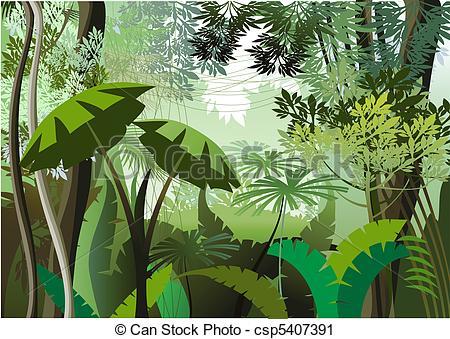 Jungle Illustrations and Stock Art. 40,143 Jungle illustration and.