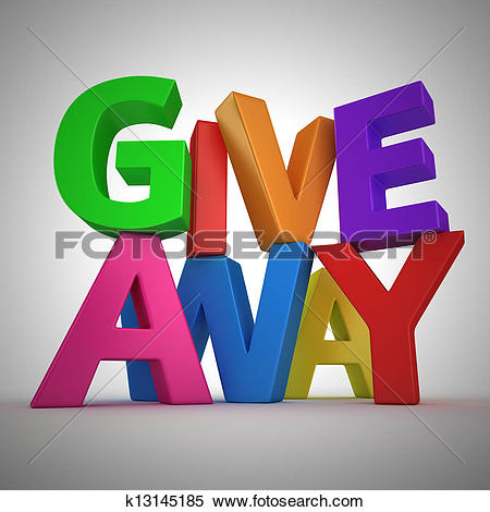 Giveaway Clip Art and Stock Illustrations. 268 giveaway EPS.