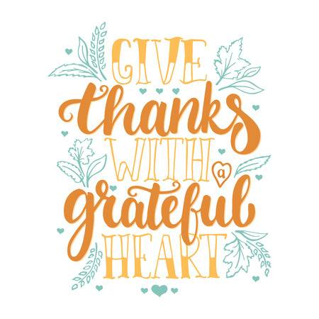 3,111 Give Thanks Cliparts, Stock Vector And Royalty Free Give.