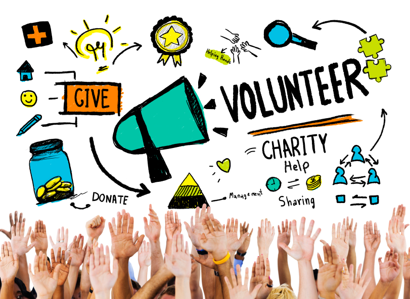 Volunteering: A Fed\'s Guide to Giving Back » Community.