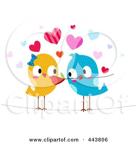 Free Love Romance Clipart.