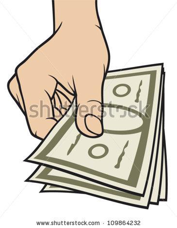 Giving Money Stock Vectors, Images & Vector Art.