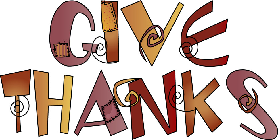 Giving thanks clipart 6 » Clipart Station.