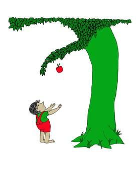 The Giving Tree Clip Art, Clipart Illustrations.
