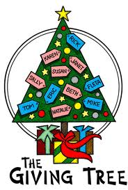 Giving Tree Clipart.