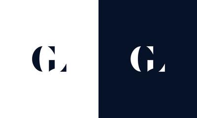 Gl Logo photos, royalty.
