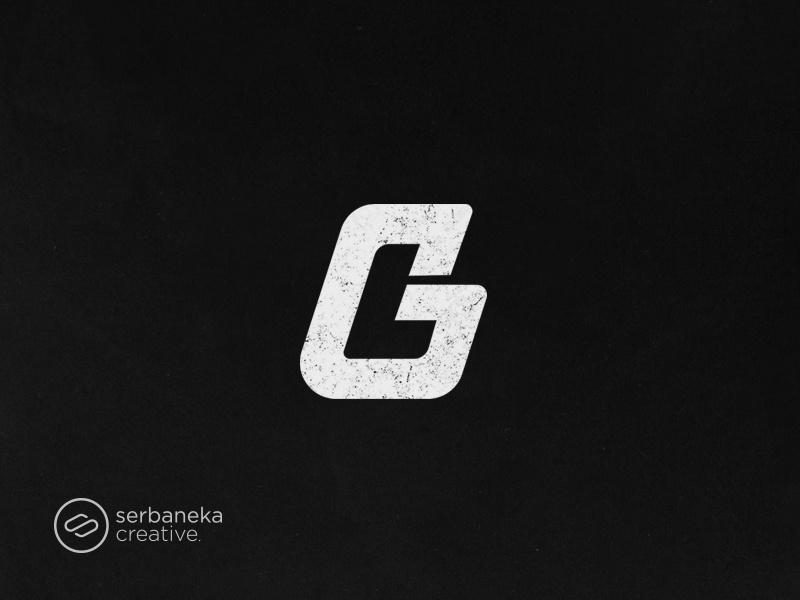 GL logo for sports brand by Serbaneka Creative on Dribbble.