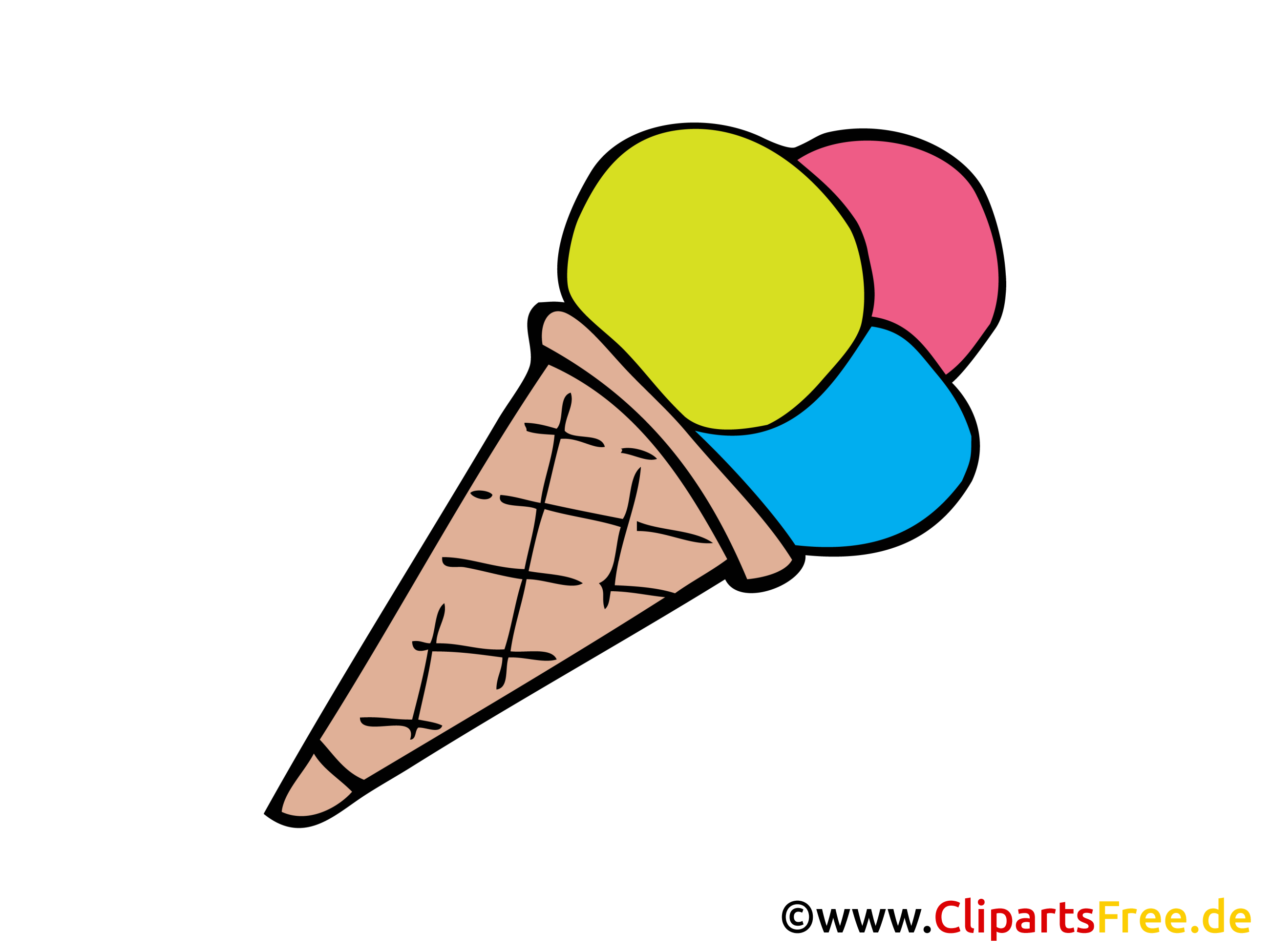 Glace clipart.