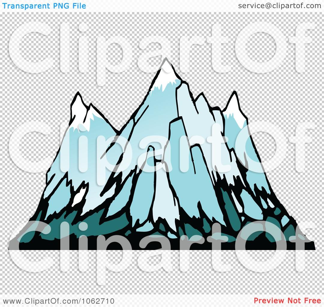 Clipart Mountain Logo 6.