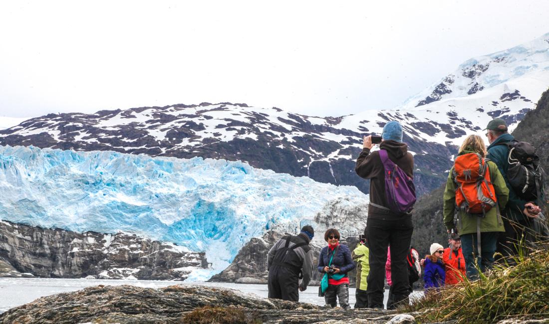 Patagonia Glacier, Patagonia Glacier Tour.
