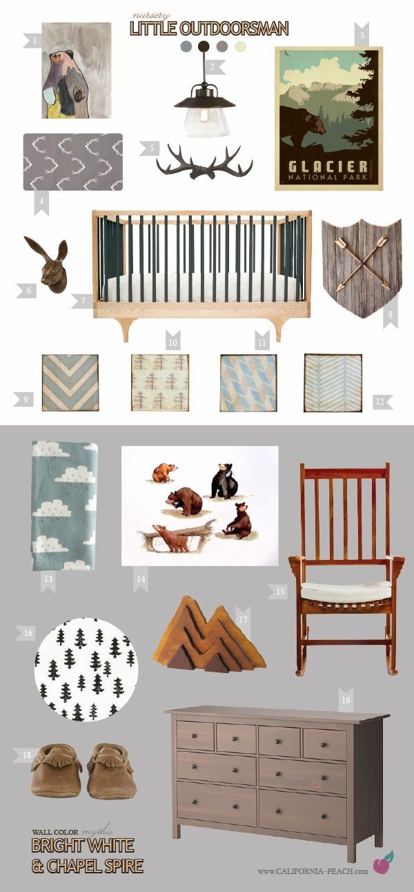 1000+ ideas about Craftsman Baby Bedding on Pinterest.