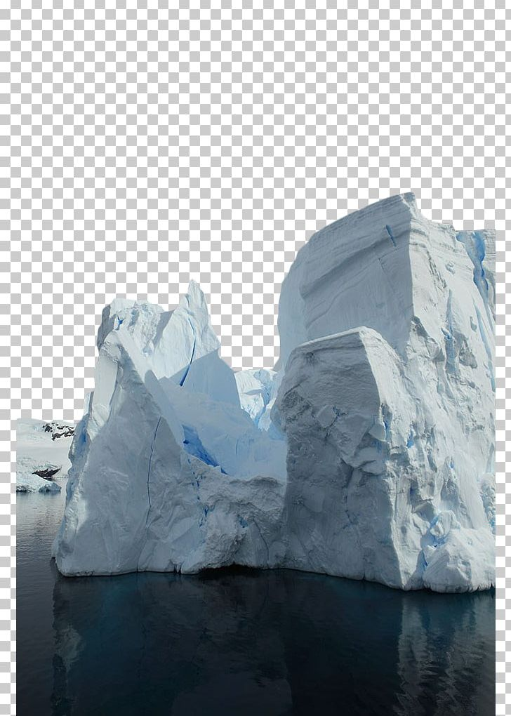 Iceberg Glacier Icon PNG, Clipart, Arctic, Background White, Black.