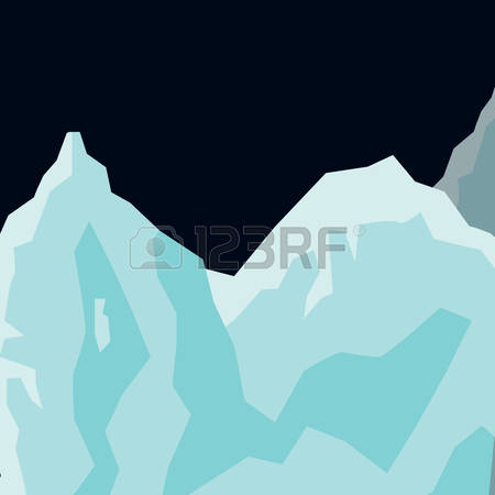 Glaciers Stock Vector Illustration And Royalty Free Glaciers Clipart.