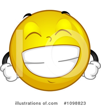 Glad Smiley Clipart.