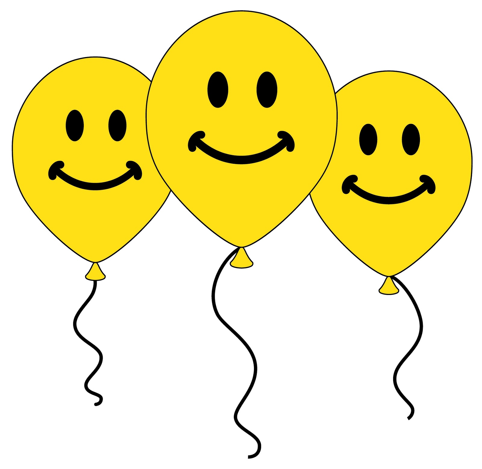 Happy face smiley face happy clip art that can copy and paste.
