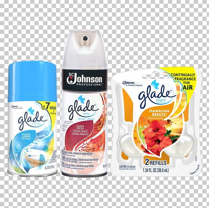 Glade Air Fresheners Plug.