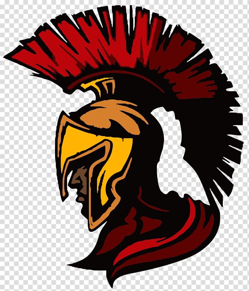 Logo , gladiator transparent background PNG clipart.