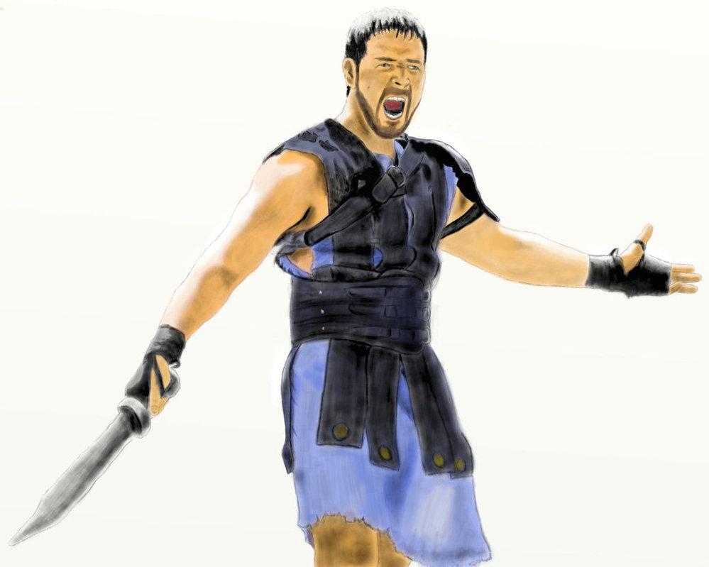 Gladiator Png & Free Gladiator.png Transparent Images #9671.