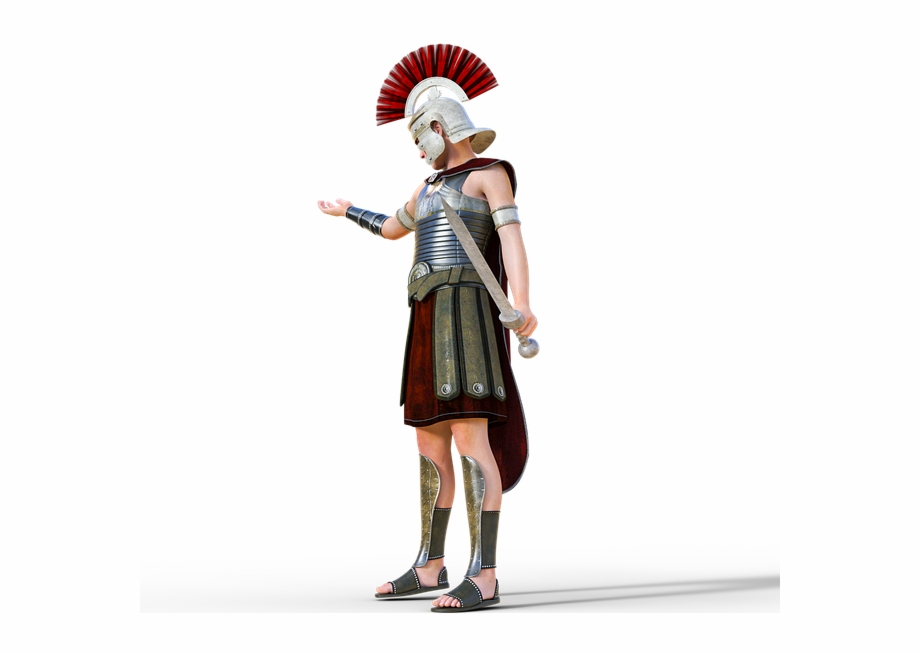 Rome Gladiator Png Free PNG Images & Clipart Download #1580100.
