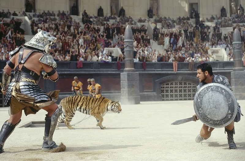 GLADIATOR GAMES: PAST, PRESENT, FUTURE Part 1: History Lesson.