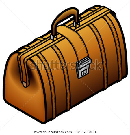 Doctors Bag Stock Photos, Royalty.