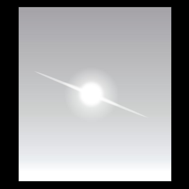 Glare Clip Art.