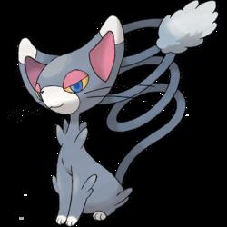 Glameow (Pokémon).