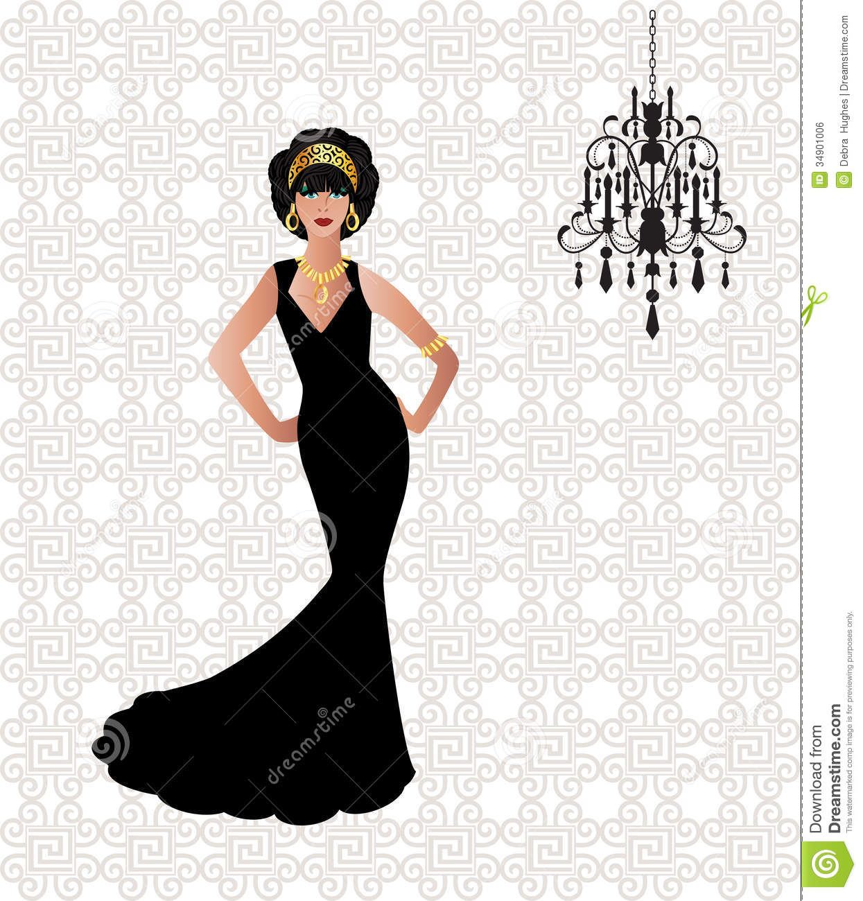 Glamour Clip Art Free.