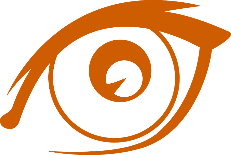 Free vector graphic: Eye, Pupil, Staring, Glancing.