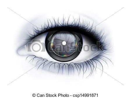 Stock Illustrations of glance Photographer.