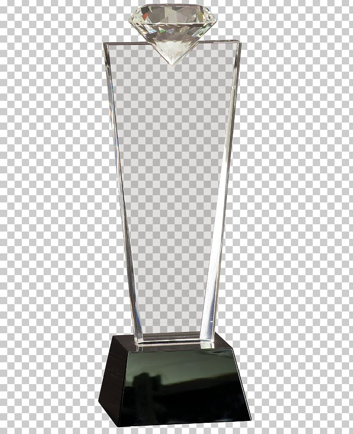 Trophy Crystal Award Glass Material PNG, Clipart, Award.